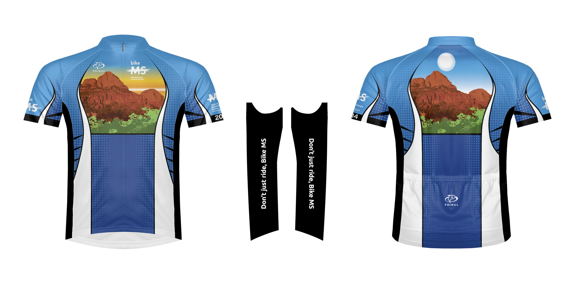 AZA Bike MS 500 Jersey